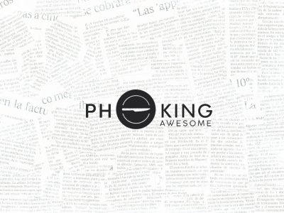 Phoking Awesome